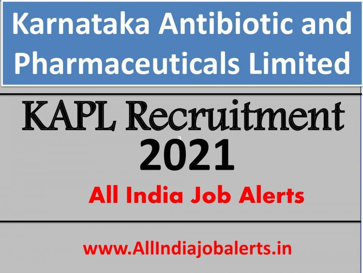 KAPL Recruitment 2021