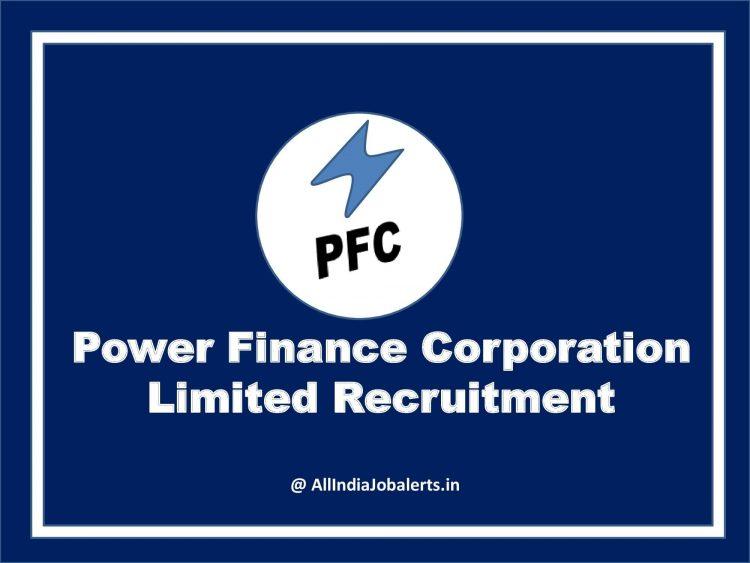 PFC Recruitment 2021